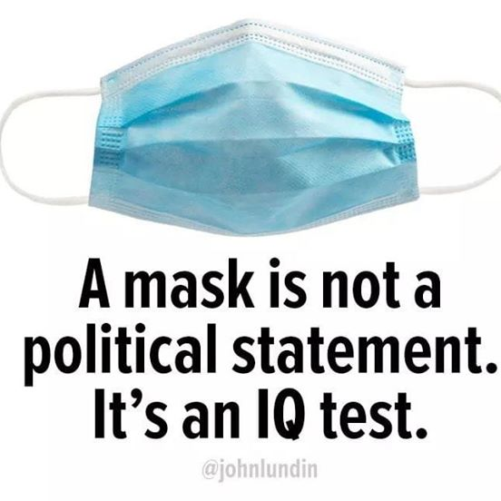 Mask IQ Test